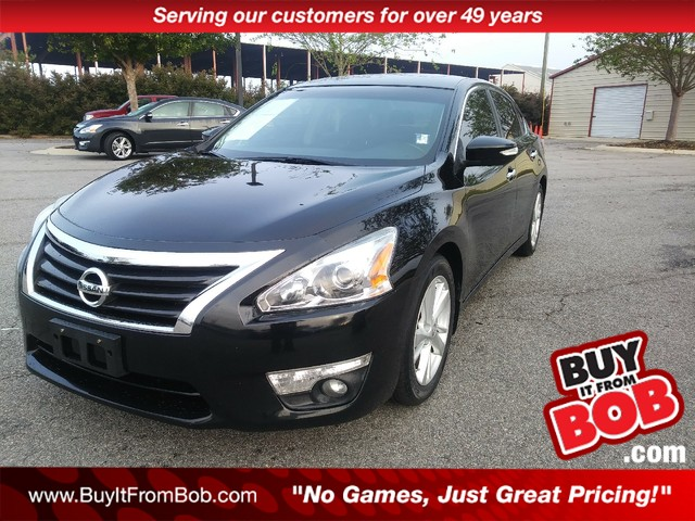 Pre Owned 2013 Nissan Altima 4dr Sdn I4 2.5 SL