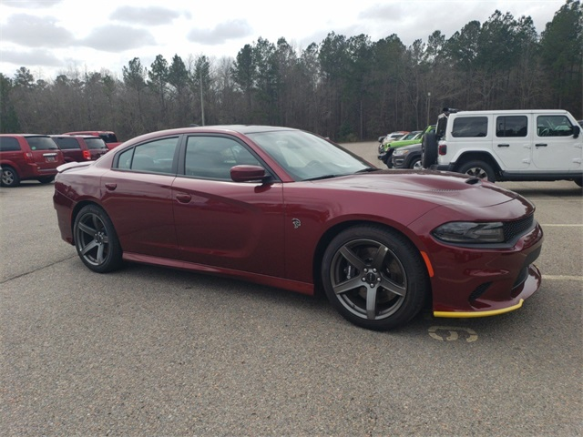 New 2018 DODGE Charger SRT Hellcat