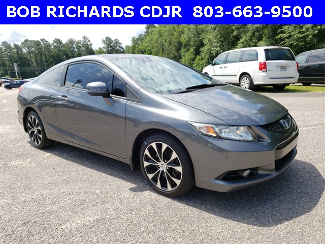 Honda Civic Si Used >> Pre Owned 2013 Honda Civic Si 2d Coupe In Graniteville Dt701928