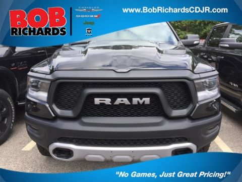 New 2019 RAM DT1X98 Sport/Rebel