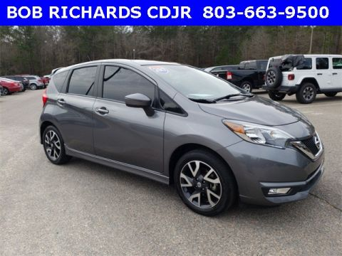 Pre-Owned 2017 Nissan Versa Note SR